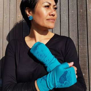 Sale Merino Mitts