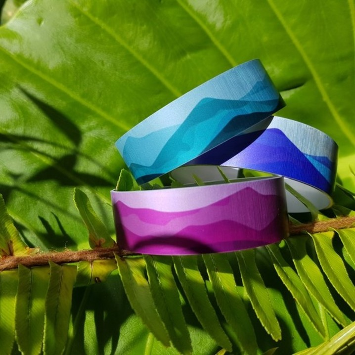Landscape Narrow Cuff