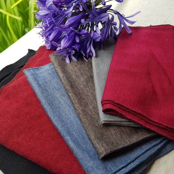 Plain Scarves Assorted